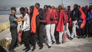Migrations: quatre à cinq millions d'étrangers illégaux en Europe