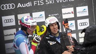 L'équipe suisse de slalom, dream team du cirque blanc