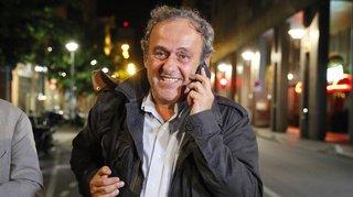 Football – UEFA: Michel Platiniréclame divers paiements