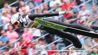 Saut à ski: le Vaudois Killian Peier 2e de la qualification à Wisla