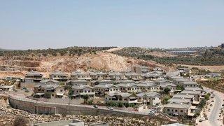 Israël: pour la Suisse, les colonies en territoire palestinien sont toujours illégales