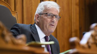 Parlement: le socialiste bernois Hans Stöckli présidera le Conseil des Etats