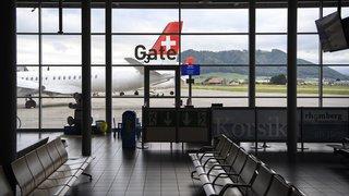 L'aéroport de Berne lance une opération de financement participatif