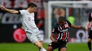 Football: le Bayern humilié 5-1 par le Francfort de Gelson Fernandes