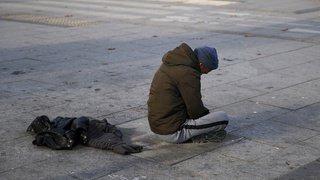 Etats-Unis: à Las Vegas, dormir sur la voie publique est passible de prison