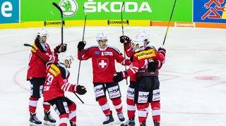 Hockey – Deutschland Cup: Pius Suter offre une deuxième victoire à la Suisse