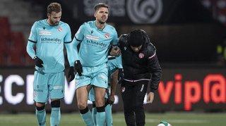 Football: victime d'une nouvelle fracture du pied gauche, Grégory Karlen ne rejouera plus cette année
