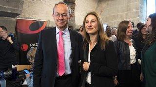 Fédérales 2019 – Vaud: Olivier Français (PLR) et Adèle Thorens (Verts) élus aux Etats, désillusion pour le PS