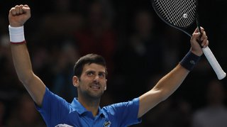Tennis – Masters ATP de Londres: Djokovic impressionne pour son entrée en lice