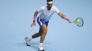 Tennis - Masters de Londres: Rafael Nadal prend une leçon face à Alexander Zverev