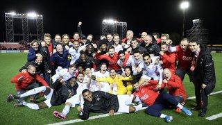Football - Euro 2020: découvrez les adversaires de l'équipe de Suisse