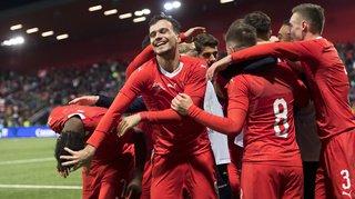 Football M21 – Euro 2021: la Suisse bat la France 3 à 1 et s'empare de la première place de son groupe