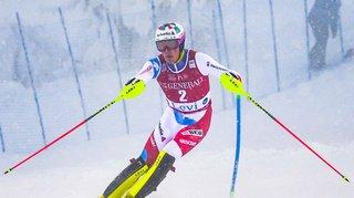 Ski alpin: Daniel Yule 3e du slalom de Levi remporté par le Norvégien Kristoffersen