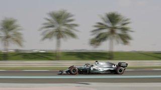 Formule 1 – GP d'Abou Dhabi: première pole depuis fin juillet pour Hamilton