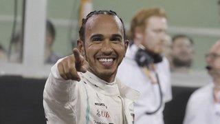 Formule 1: Lewis Hamilton souverain au Grand Prix d'Abou Dhabi