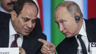 Poutine s'engage aux côtés du Sahel