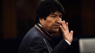 Evo Morales démissionne,  la Bolivie dans l'inconnu