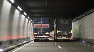 Les poids lourds pèsent sur les routes
