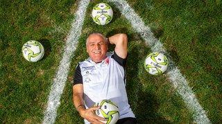 Pascale Nicolo impose l'ordre et la discipline depuis 40 ans dans le mouvement jeunesse du FC Sion