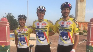 Cyclisme: l'Afrique, une sacrée aventure pour les trois Valaisans engagés au Burkina Faso