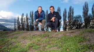 Cyclocross: Sion étrenne un troisième site pour les championnats romands