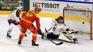 Hockey: le HC Sierre, un néopromu qui est dans le bon rythme