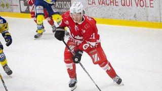 Hockey: le HCV Martigny attend son principal rival pour la première place