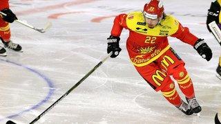 Hockey: les frangins Privet se lancent des paris lors des confrontations Sierre-Ajoie