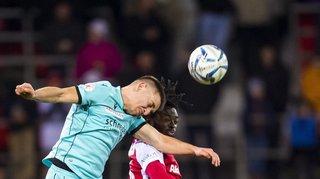 Les notes des joueurs du FC Sion lors du match contre Thoune