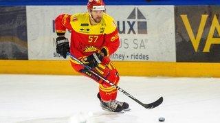 Hockey: Goran Bezina reprend encore une saison avec le HC Sierre