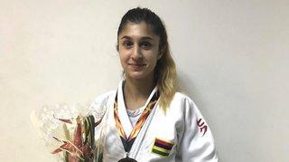 Judo: Priscilla Morand troisième de l'African Open au Cameroun