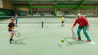 Tennis: le Valais mise sur un coach pour promouvoir son sport auprès des jeunes