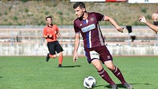 Football: Martigny attend Naters, le derby de la saison