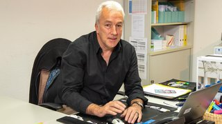 Football: entraîneur à Châteauneuf, Jean-Daniel Riccioz postule pour diriger les professionnels du FC Sion