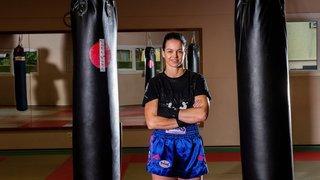 Kickboxing: Janique Avanthay, guerrière depuis toujours, championne sur le tard