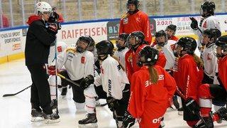 Le tournoi international du Chablais de hockey, dernier test avant le rendez-vous olympique