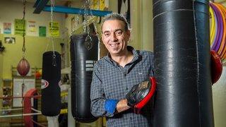 Ramon Garcia, le boxeur qui montait sur le ring en cachette de ses parents