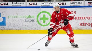 Hockey: HCV Martigny retrouve le premier rang