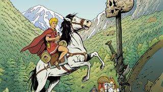 Le Valais du passé renaît dans la bande dessinée «Alix»