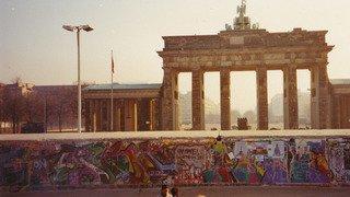 Berlin 1989: une Valaisanne nous ouvre son album souvenir