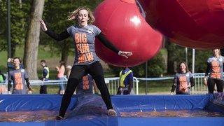 L'unique course en Suisse des Bulky Games aura lieu à Saillon