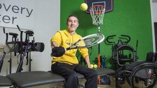 Des Valaisans fréquentent un centre d'entraînement pour paraplégiques et tétraplégiques unique en Suisse