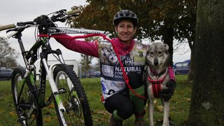 Bikejoering: Violaine Grau championne du monde