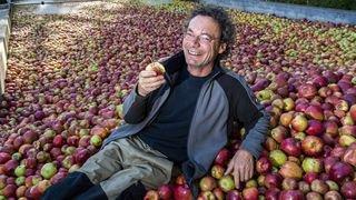 Jean-Yves Clavien: «Je valorise les produits destinés à la déchetterie»
