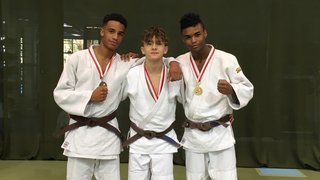 L'école de judo de Collombey-Muraz porte haut les couleurs valaisannes aux nationaux