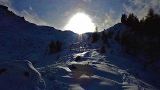Coucher soleil