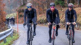 Cyclisme: «La Petite Forclaz, c'est vraiment impressionnant»