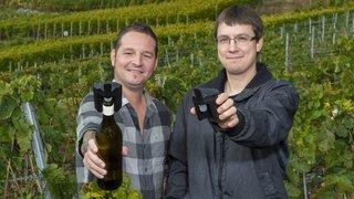 Le premier doseur de vin portable sur le marché est valaisan