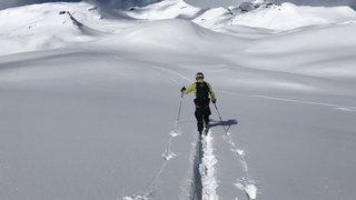 """Patrouille des Glaciers. """"J'ai presque failli la terminer.."""""""