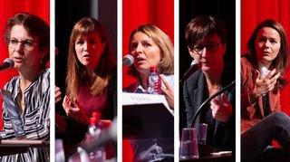 A Saint-Maurice, cinq anciennes élèves livrent les enjeux de la «réussite au féminin»
